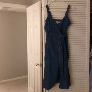 Madewell Dresses - Madewell NEW TAGS ON Denim Dress